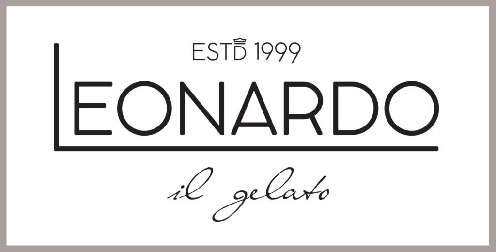 Gelateria Leonardo Logo Original